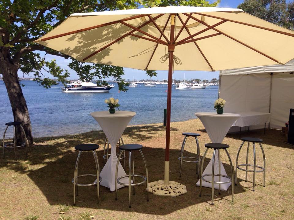 Cocktail Party at Matilda Bay