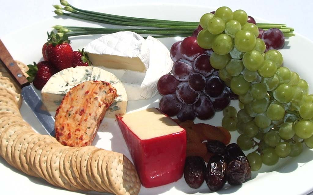 Citrons Catering Cheese Platter
